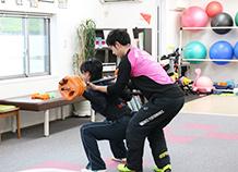 トレーニング(少人数トレーニング)